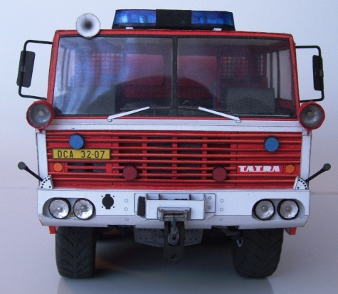 Tatra 813 8x8 CAS 32