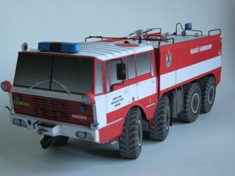 TATRA 813 8X8 CAS 32/LUCAS