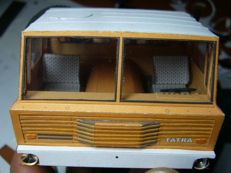 Tatra 813 8x8 Drtikol(Alfik)