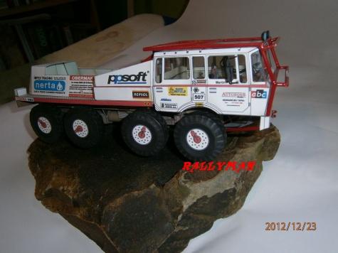 Tatra 813 Ett- by free