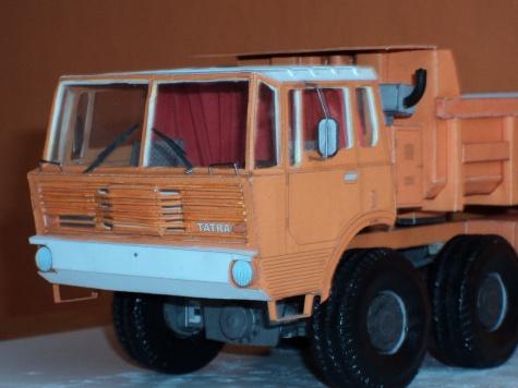 TATRA 813 8X8 S1