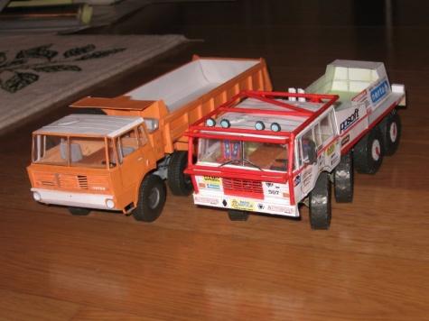 Tatra 813 S1 8x8, Drtikol