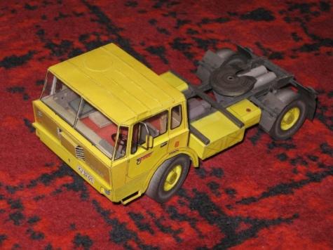 Tatra 813 TNH 4x4 CSAD