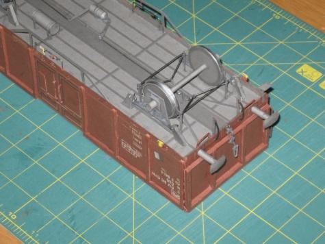 Tatra 813 TP 4x4, Cometto, Vte