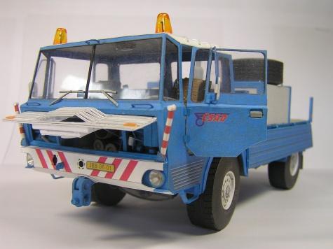 Tatra 813 TP 4x4