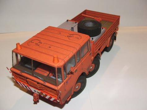 Tatra 813 TP 6x6 - Jan Benc