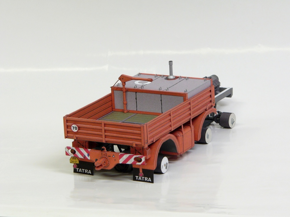 Tatra 813 TP 6x6