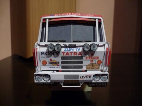 TATRA 815     Dakar 1994