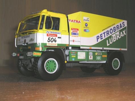 Tatra 815 - 2TOR45 4x4.1 VK