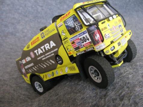 Tatra 815 - 2Z0 R45, Dakar - 2011