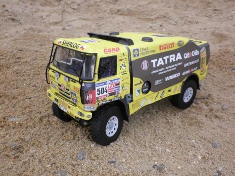 Tatra 815 - 2Z0 R45 12.400 4x4.1 Dakar 2011