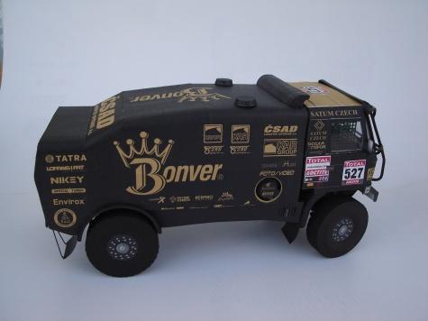 Tatra 815 - 2Z0 R45 12.400 4x4.1 Dakar 2012