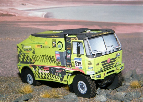 Tatra 815 - 2ZOR45 4x4.1 Martin Kolomý