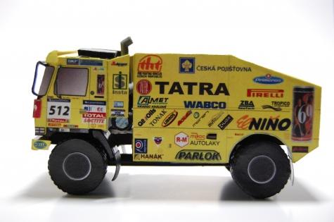 Tatra 815   dakar2007
