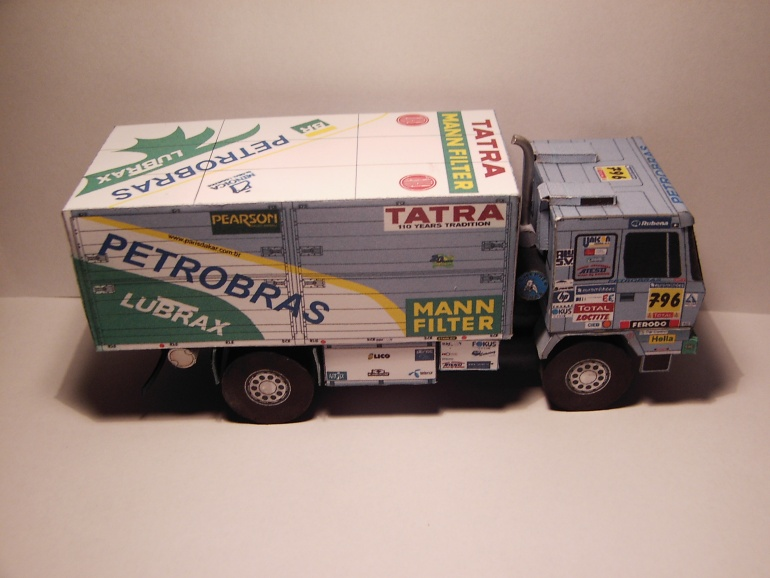 Tatra 815, 4x4-Asistence