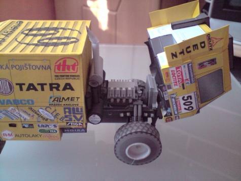 Tatra 815  loprais team