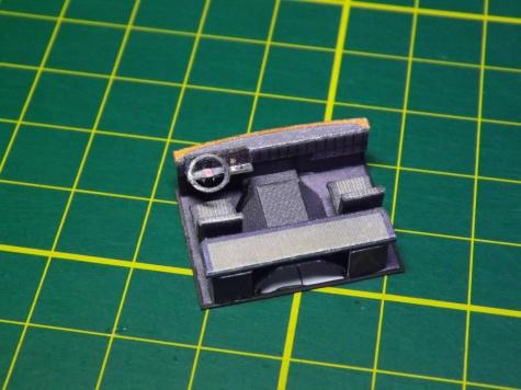 Tatra 815  NT 235 4x4.1 AWS /1:100 (Kinza)