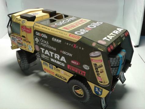 Tatra 815-2 Z0 4x4, CER 2008, Loprais
