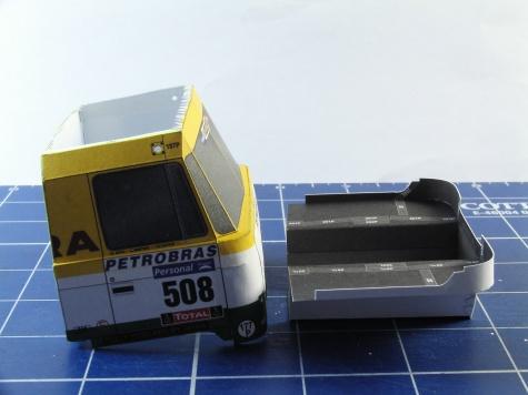 Tatra 815 2TOR45 4x4 Petrobras
