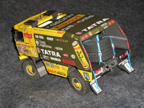 Tatra 815 4x4 - 2008
