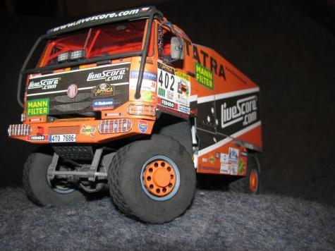 Tatra 815 4x4 - Tomeček 2011