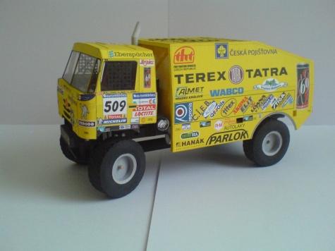 Tatra 815 4x4, Dakar 2006