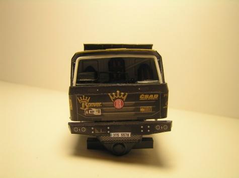 Tatra 815 4x4 Bonver Dakar Team 2012