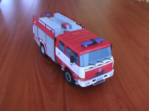 Tatra 815 4x4 CAS 24 PKG - Kovář
