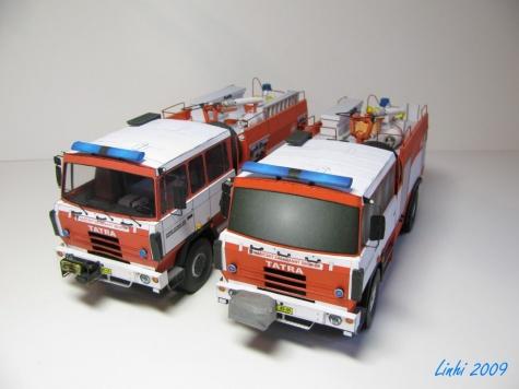 Tatra 815 4x4 CAS K27
