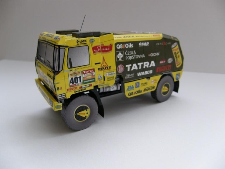 Tatra 815 4x4 CER 2008