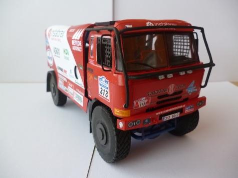 Tatra 815 4x4 DAKAR, SVOBODA TEAM, SWR 2012 / SPIDA / 1:32