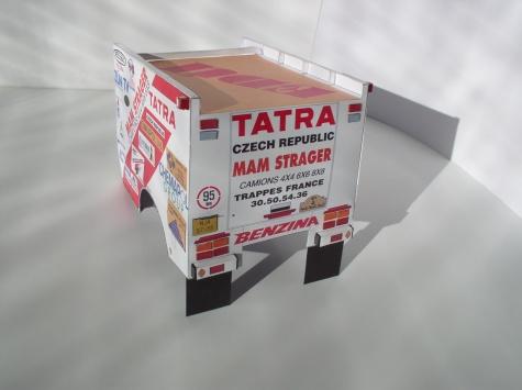 Tatra 815 4x4 Dakar 1994