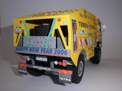Tatra 815 4x4 Dakar 2006