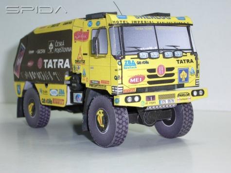 Tatra 815 4x4 Dakar 2008