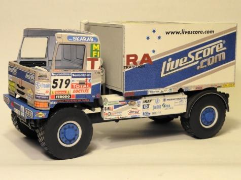 TATRA 815 4x4 Letka racing team