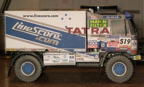 Tatra 815 4x4 Letka