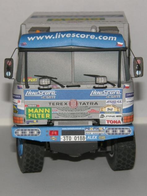 Tatra 815 4X4 Livescore 2005