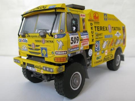 Tatra 815 4x4 Loprais Tatra Team   Vimos - Kovář