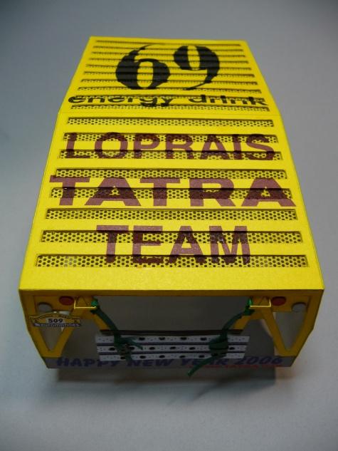 Tatra 815 4x4 Loprais Team 2006 - 4me
