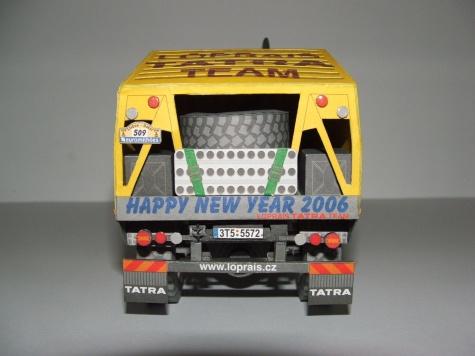 Tatra 815 4x4 Loprais Team 2006