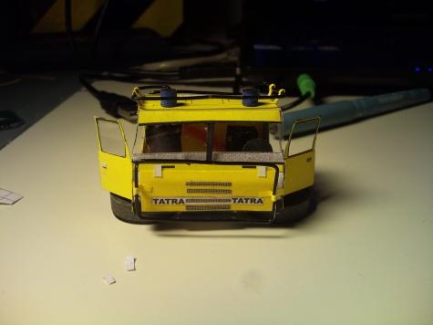 Tatra 815 4x4 Rescue