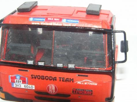 Tatra 815 4x4 Svoboda Team 2011