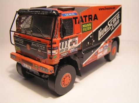 Tatra 815 4x4 Tomáš Tomeček 2011