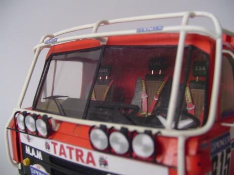 Tatra 815 VD 13 350 6x6.1 (Dakar 1988)