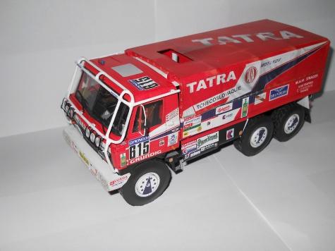 Tatra 815 6*6.1 13 350 Dakar 1988 reedice