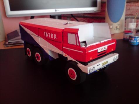 Tatra 815 6x6 1990