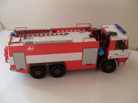 Tatra 815 6x6 CAS32