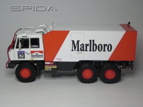 Tatra 815 6x6 Clay Regazzoni Dakar 1988