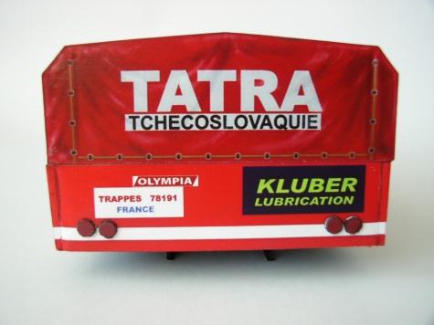 Tatra 815 6x6 Dakar 1984-no.634