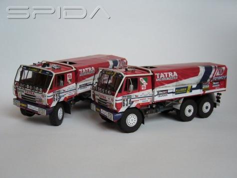 Tatra 815 6x6 Dakar 86
